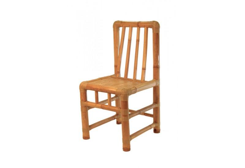 chaise exotique en bambou pour le s jour bali koh deco. Black Bedroom Furniture Sets. Home Design Ideas