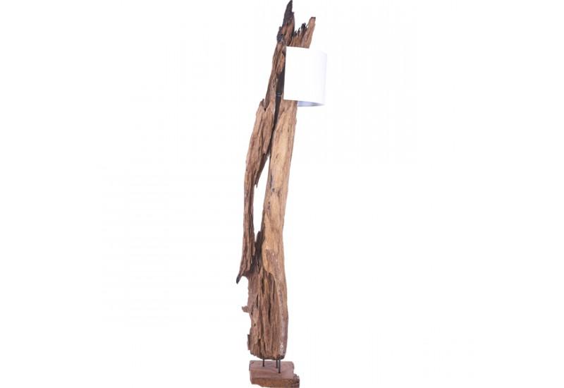 lampadaire bois flotte maison design. Black Bedroom Furniture Sets. Home Design Ideas