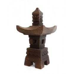 Lanterne japonaise OGA en pierre H 55 cm