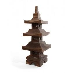 Lanterne japonaise NARA en pierre H 80 cm