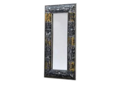 Miroir en métal recyclé H 210 cm