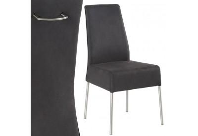 Chaise grise vintage casita pour le s jour koh deco for Chaise sejour grise