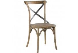 Chaise bistrot en chêne Casita