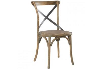 Chaise bistrot en chêne - CASITA