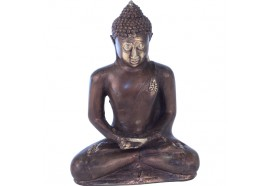 Statue de Bouddha en Bronze - Méditation