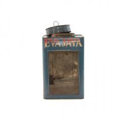 Boîte en métal recyclé EVA JAYA - Bleu