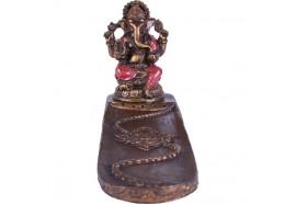 Porte encens Ganesh rouge