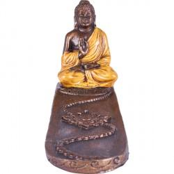 Porte encens Bouddha Thaïlandais - Orange
