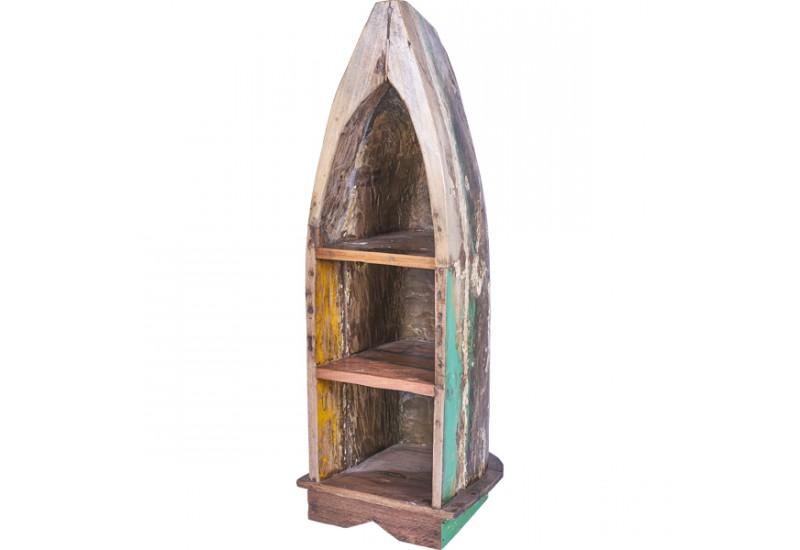 tag re forme pirogue en bois de bateau recycl koh deco. Black Bedroom Furniture Sets. Home Design Ideas