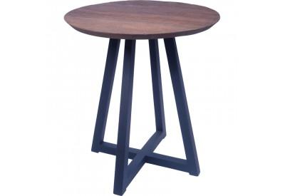 Table haute / Mange debout BUKIT en vieux teck