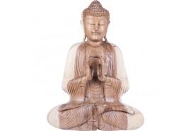 Sculpture Bouddha posture Réflexion - Akini