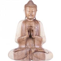 Sculpture Bouddha posture Réflexion - Akini-mudrā