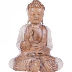 Sculpture Bouddha geste d'Argumentation - Vitarka-mudrā