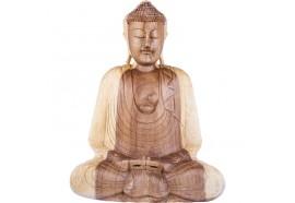 Sculpture Bouddha Méditation - Dhyāna-mudrā