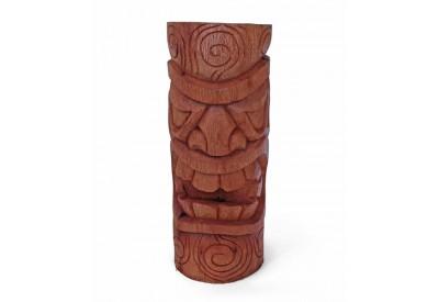 Tiki Hawaiian en cocotier H 50 cm