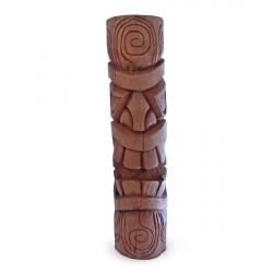 Tiki Hawaiian en cocotier H 100 cm