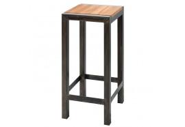 Chaise en chêne & métal Scott - CASITA
