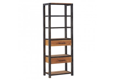 etagere metallique largeur 50 cm. Black Bedroom Furniture Sets. Home Design Ideas