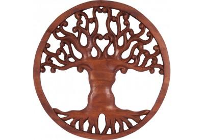 Arbre de vie en bois 40 cm