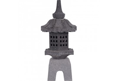 Lanterne japonaise AKITA en pierre H 55 cm