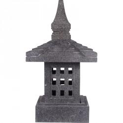 Lanterne japonaise SHIGA en pierre H 55 cm