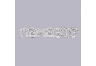 Déco murale Namaste - Blanc
