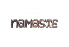 Déco murale Namaste - Marron