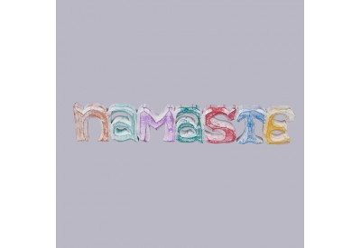 Déco murale Namaste - Rainbow
