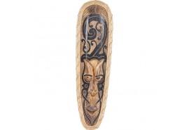 Masque Maori Iwi en bois