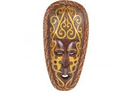 Masque Maori Mana en bois