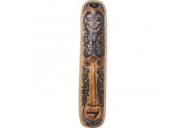 Masque Maori Kapai en bois