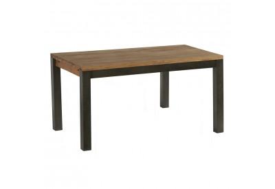 Table repas en chêne & métal Scott L 180 cm CASITA