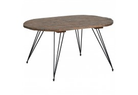 Table basse en manguier Luna