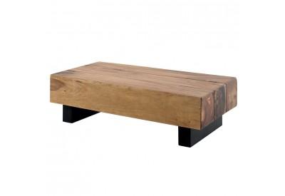 Table Basse 130 Cm En Bois Exotique Apata Casita Koh Deco
