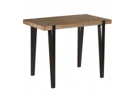 Table mange-debout 1m40 sapin & métal Tecya - CASITA