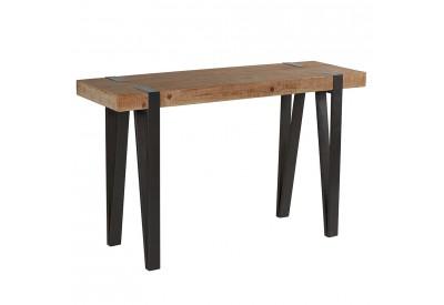 Console Tecya 140 cm en bois & métal - CASITA