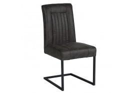 Chaise CHA300 en gris - CASITA