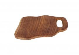 Planche à découper en teck 30 cm