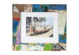 Cadre photo Cala en bois 30x35 cm
