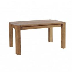 Table Halsey 1m50 en Chêne massif - CASITA