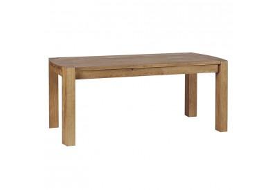Table Halsey 1m80 en Chêne massif - CASITA