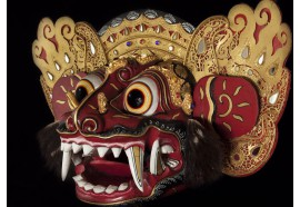 Masque Barong authentique