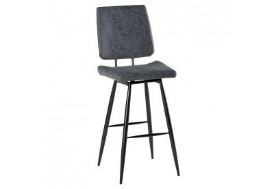 Chaise haute en gris - CASITA