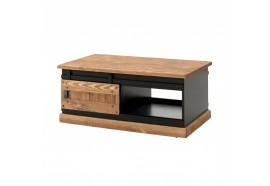 Table basse Rexton en pin - CASITA