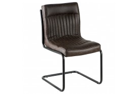 Chaise CHA290 en gris - CASITA