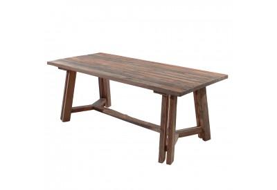 Table Tonic 1m80 en bois recyclé - CASITA