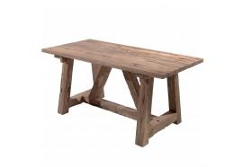 Table à manger Andoma 180 cm en Teck - CASITA