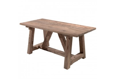 Table à manger Andoma 1m80 en Teck - CASITA