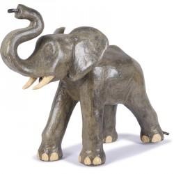 Statue éléphant 60 cm