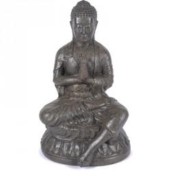 Statue jardin Bouddha en méditation 70 cm - Old New
